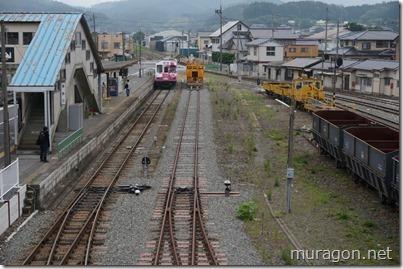 三陸鉄道 盛駅