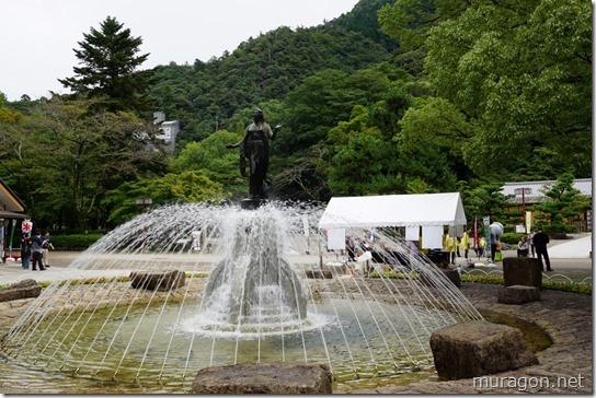 女神の噴水