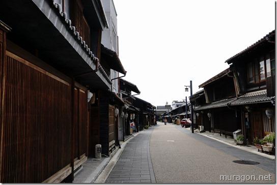 歴史を感じる岐阜市内散歩