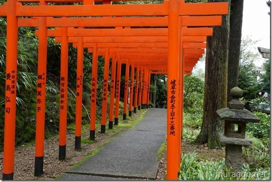 楓稲荷神社