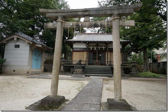 上田八幡神社
