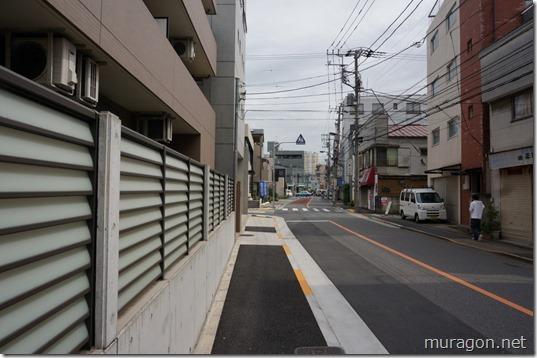 谷田川通り