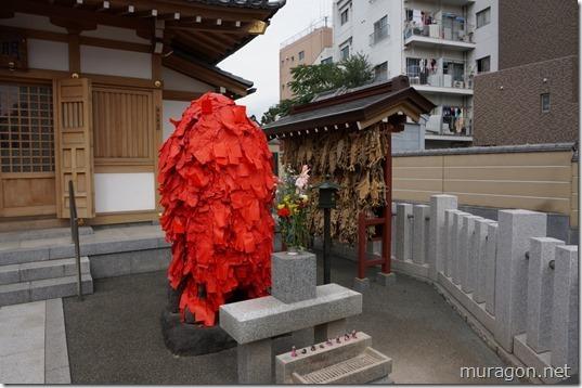 赤紙仁王尊(東覚寺)