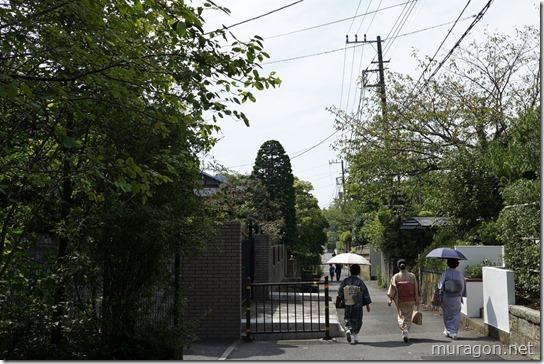古都の風情を残す「鎌倉二階堂」を散歩