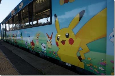 ポケモン列車