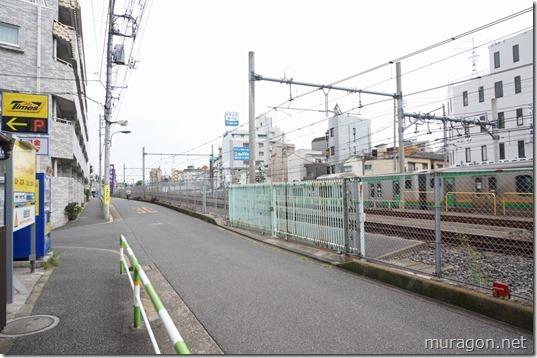 山手貨物線(湘南新宿ライン)