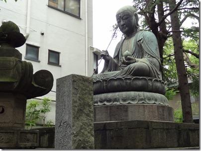 江戸六地蔵 第一番 地蔵菩薩像