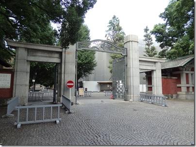 東京大学 正門