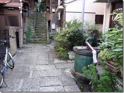 樋口一葉菊坂旧居跡