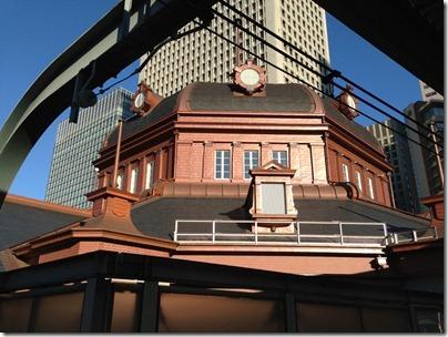 ドーム屋根