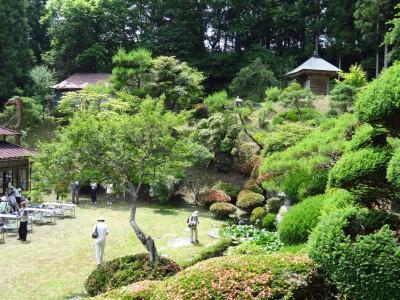 日野屋別宅庭園